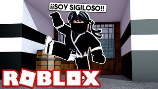 *NEW CHALLENGE TO BE A SUPER DIFFERENT NINJA in ROBLOX 😱