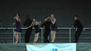 Group Salsa Dance Performance - 519.830.0016
