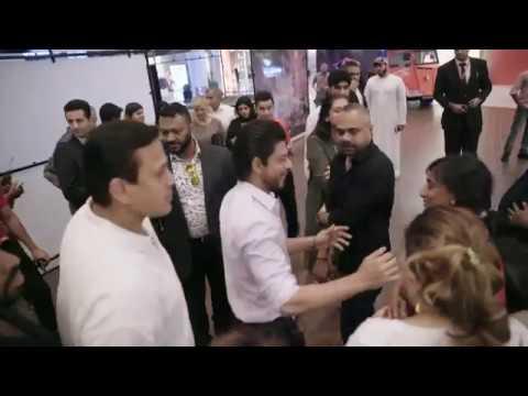 Shah Rukh Khan in Dubai to film for Dubai Tourism [2016]