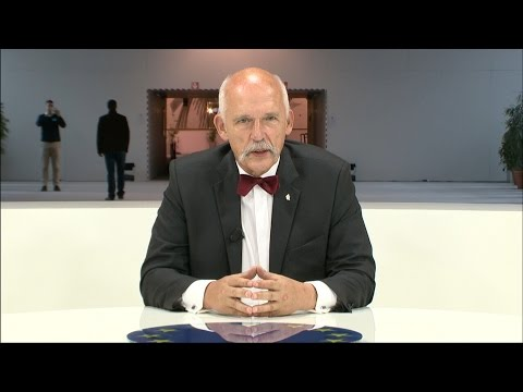 Janusz Korwin-Mikke o cywilizacji europejskiej 29.09.2015