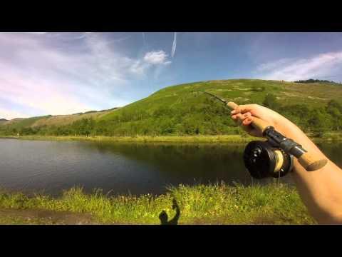 Glyncorrwg Ponds Fly Fishing