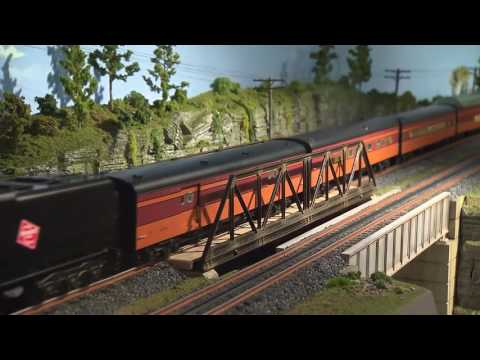 Model Trains with Dr. Jack Fisher | Tennessee Crossroads