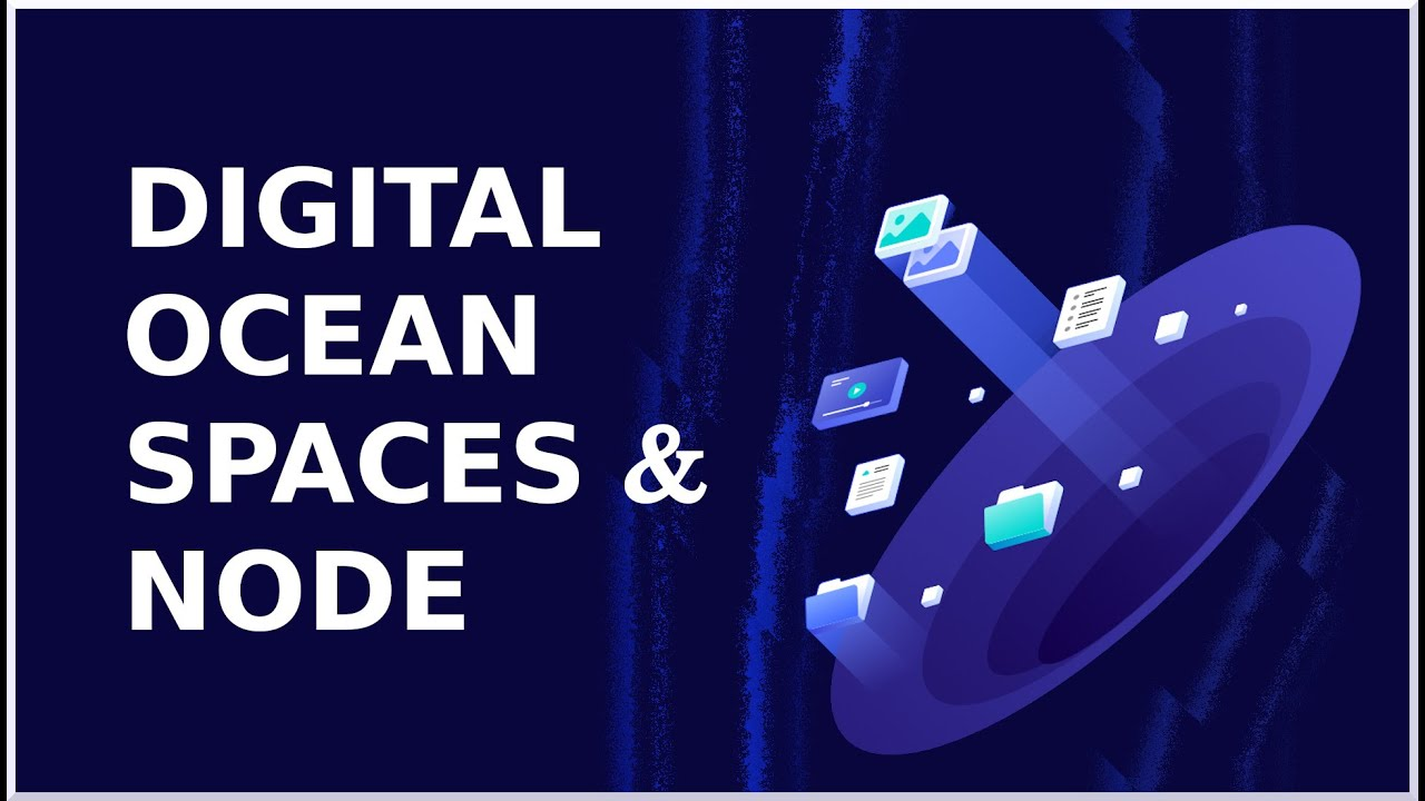 DigitalOcean Spaces & Nodejs (con Mongodb)