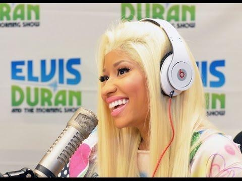 Nuh Fraid Riddim Ft. Nicki Minaj Freestyle