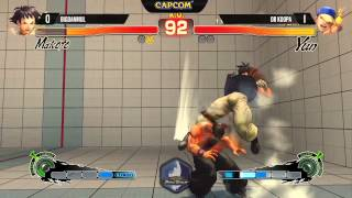 USFIV: Bigdanmaul vs DB Koopa - CPT Asia Korea Quals Top 8