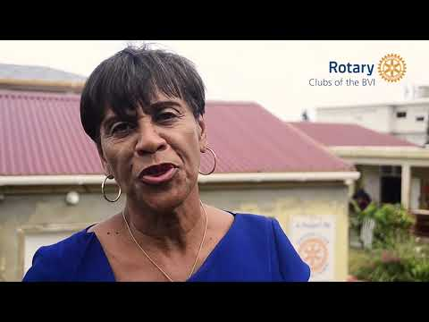 Special Presentation: BVI Rotary Housing Project, Disaster Relief - Hurricanes Irma & Maria