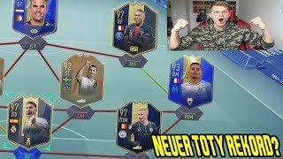 Schaffen wir vor Fifa 20 nochmal einen neuen TOTY REKORD? - Fifa 19 Fut Draft Ultimate Team