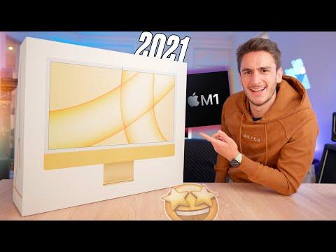 J'ai reçu l'iMac M1 (2021) en avant-première !