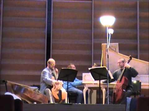 Marin Marais: Chaconne (Roberto Gini, Wieland Kuijken, 2009)