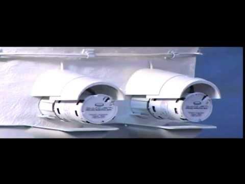 SANIJET The Safe Alternative to Jetted Spa Baths or Whirlpool Bath Tubs