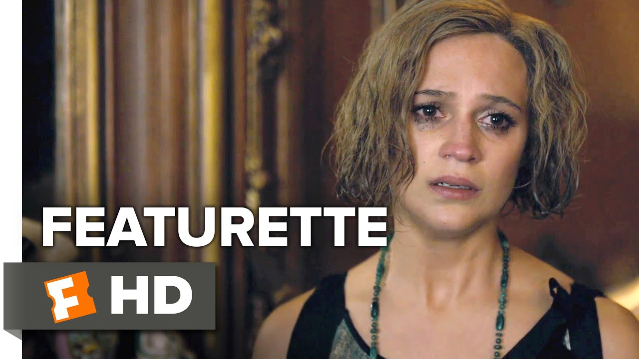 Download The Danish Girl Featurette - Alicia Vikander (2015) - Eddie Redmayne Drama HD