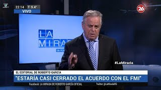 """📡 Comentario editorial de Roberto García en su programa """"La mirada"""" - 04/06/18"""