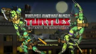 TMNT: Mutants in Manhattan PS4 - Gameplay Walkthrough Part 1/18 FULL GAME