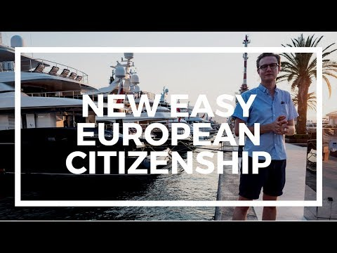 The Next Easy European Citizenship Program?