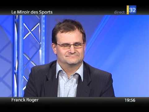 Le Miroir des Sports : Franck Roger (30/11/2009)