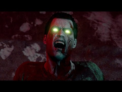 WTF?! Frank is a Zombie!! Dead Rising 4: Frank Rising DLC Gameplay! Part 1!