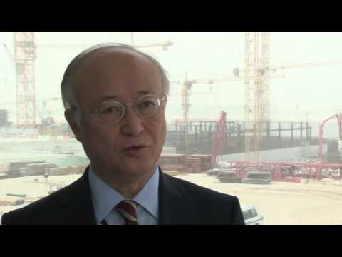 IAEA Director General Visits construction site of the UAE's Nuclear Power Plant
