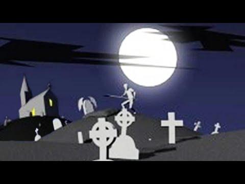 """Duck Lives!"" (Gothic Horror Parody Spoof) (Animation Short Film)"