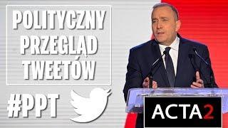 Hipokryci z PO zagłosowali za ACTA 2 - Polityczny Przegląd Tweetów.