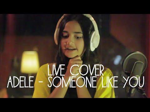 Adele - Someone Like You [ Live Cover By Syifa Hadju]