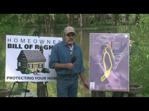 Dave Meixner, Land Owner Facing Eminent Domain - What Owning Land Means