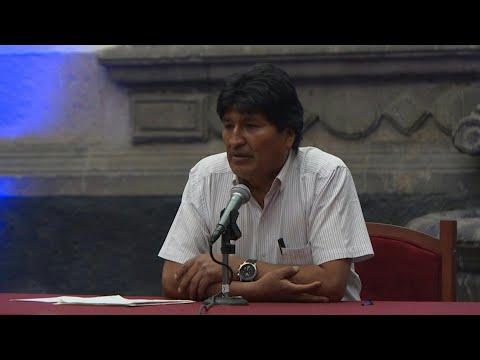 afpbr: Morales diz que está disposto a voltar à Bolívia | AFP