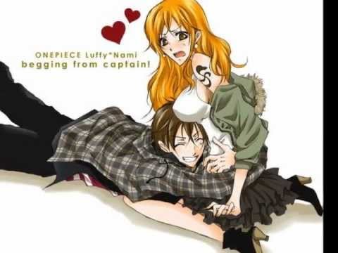 Boy And Girl Hugging Wallpaper Luffy X Nami Let Me Love You Neyo Youtube