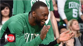 People are sleeping on Kemba Walker and the Celtics - Jeff Van Gundy | Stephen A. Smith Show