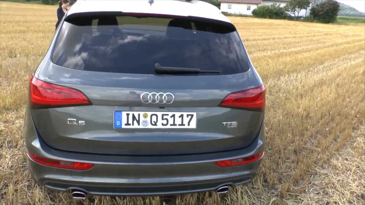 Audi q5 facelift 2012 exterieur interieur design 3 0 for Interieur q5 audi