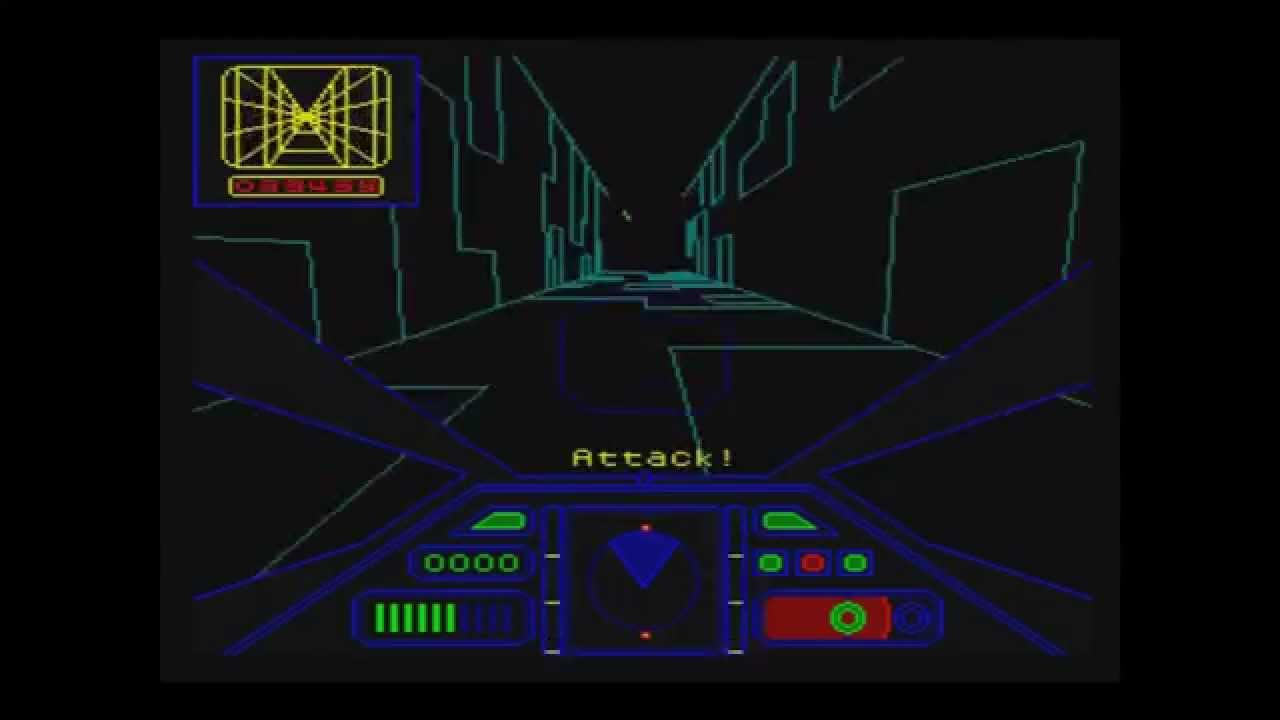 Resultado de imagem para Star Wars Attack On The Death Star x68000