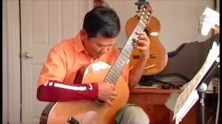 Ngan Cach - Music by Y Van - Arr. by Do Dinh Phuong