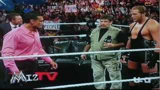 ALBERTO DEL RIO.RACISMO EN LA WWE ? PREVIO A WRESTEMANIA 2013