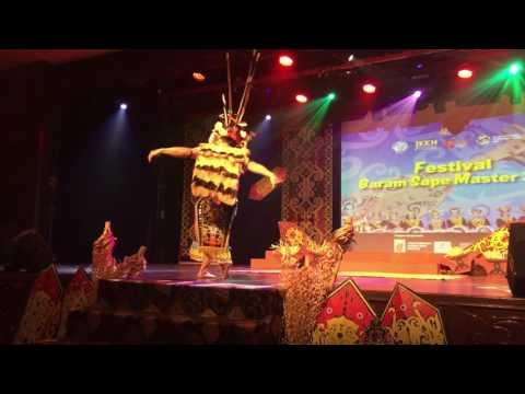 The Ngajat Dance by Alek Apoi Lanyau