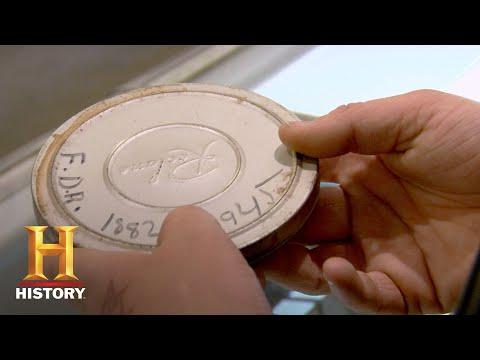 Pawn Stars: FDR Footage (Season 5) | History