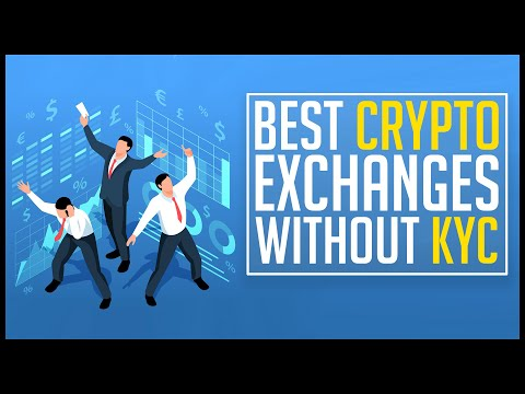 Best Crypto Exchanges Without KYC