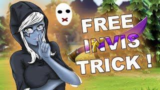 Dota 2 Tricks: FREE invisibility for Morphling! 7.20e update