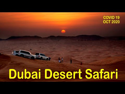 Dubai Desert Safari 2020 | Dune Bashing | Belly Dance | fire Show| BBQ