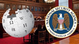 Wikipedia Sues NSA For Spying Program