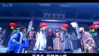 Sword Stained With Royal Blood Ep04a 碧血剑 Bi Xue Jian Eng Hardsubbed