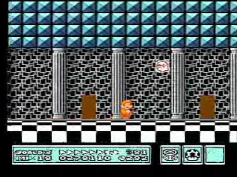 Super Mario Bros  3 (NES) - World 3 Tricks, Shortcuts, Secrets and More!