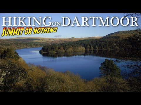Burrator Reservoir - Full Video - Hiking On Dartmoor - January 2017