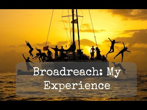 MY BROADREACH EXPERIENCE | CARIBBEAN UNDERWATER DISCOVERIES 2014