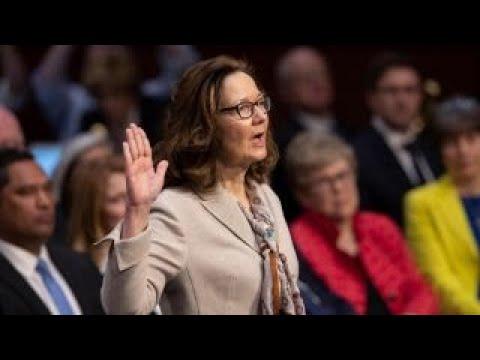 James Mitchell on Gina Haspel confirmation fight: It's petty politics