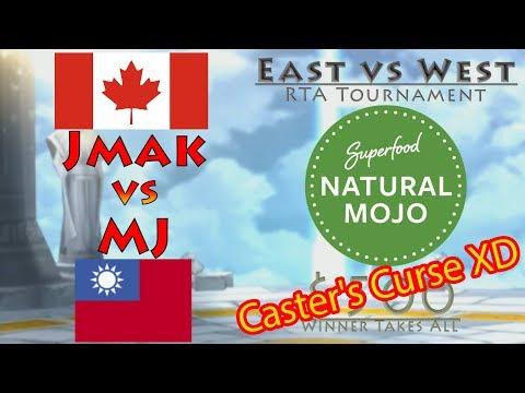 Summoners War - JMak 🇨🇦 vs MJ 🇹🇼 | EvW Tournament 1st Round
