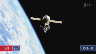 Экипаж МКС сегодня перестыковал корабль \