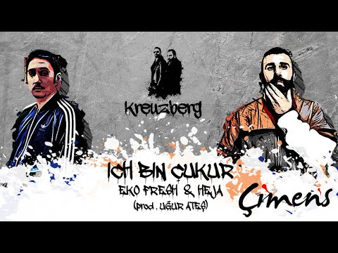 Eko Fresh \u0026 Heja - Ich Bin Çukur - (Prod. Uğur Ateş) - Çukur Dizi Müziği