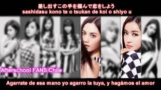 AFTERSCHOOL - 'Shh' [Sub Español + Kanji + Rom.]