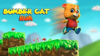 Bomber Cat Run