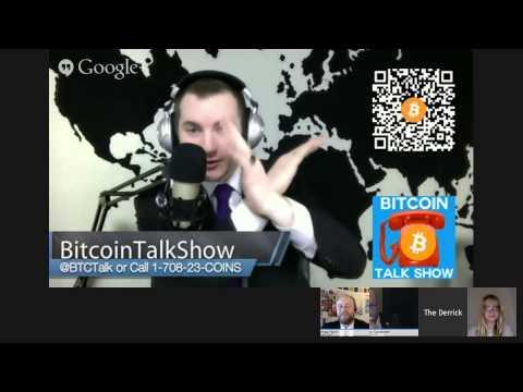 Bitcoin Talk Show #39 (Live) - Call 1-708-23-COINS (26467) or Skype BitcoinTalkShow