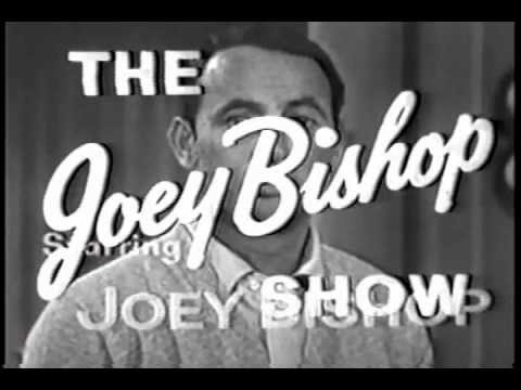 JOEY BISHOP SHOW format ONE NBC sitcom